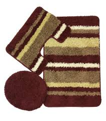 Bathroom Mats Set by Latest Models Of Bathroom Rugs And Rug Sets Share Email 5 Piece