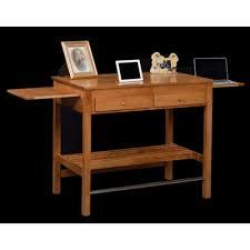 Computer Desk Brown Computer Standing Desk