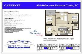 upper montney estates apartments for rent in dawson creek bc