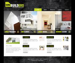 architect website design web design interface by netspy9286 on deviantart