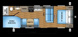 rv floor plans awesome thor axis 25 1 motorhome floor plan house