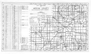 Brunswick Ohio Map by Medina County Map Archive