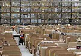 when is black friday on amazon uk unbelievable black friday work landscape of amazon huge warehouse