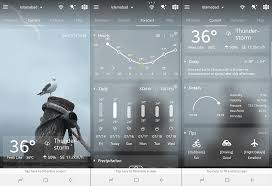 the best weather app for android the 8 best weather app for android