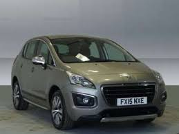 peugeot 3007 for sale used peugeot 3008 cars for sale in grimsby lincolnshire motors co uk