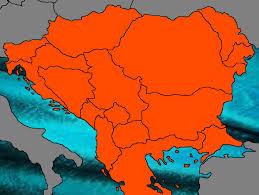 Map Of The Balkans Balkans Or The Balkan Peninsula Archive Majorcommand
