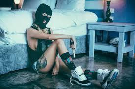 thug tattoos for girls women and guns thug jeans mask tattoo pistol wallpaper
