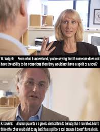 Wendy Wright Meme - richard dawkins v wendy wright atheism