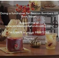 home interior candles fundraiser beacon soccer club home facebook