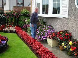 collection front garden design plans photos free home designs