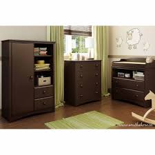 Armoire Drawers South Shore Angel Armoire With Drawers Multiple Finishes