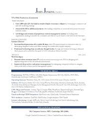 Best Resume Format Executive by Resume Template Best Cv Format Formats Free Samples Examples