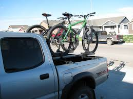 2014 Nissan Frontier Roof Rack by Pickup Truck Bike Carriers Mtbr Com