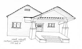 easy drawing of a house pencil drawing of house pencil sketch