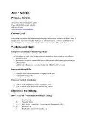 Resume Template For Teenager Download Teen Resume Template Haadyaooverbayresort Com