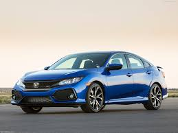 Honda Civic Si Two Door Honda Civic Si Sedan 2017 Pictures Information U0026 Specs