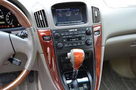 lexus rx300 audio system 2001 lexus rx300 pre owned
