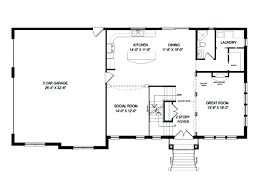 two story small house floor plans house plans open floor chenault info