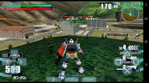 android extreme slow on battle scene in gundam vs gundam next