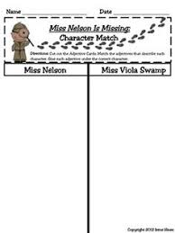 fun with miss nelson is missing 4th read pinterest nelson