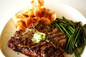 cuisine steak steak recipe how to turn cheap choice steaks into prime steak