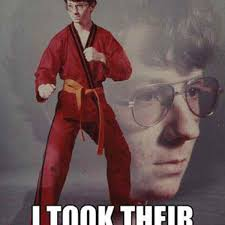 Dating Site Murderer Meme Generator - the 13 funniest exles of karate kyle from memes and funny or die