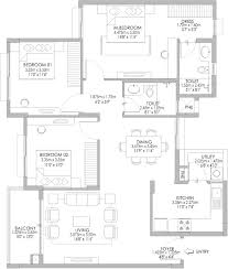 1500 sq ft 3 bhk 2t apartment for sale in godrej properties