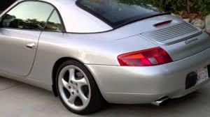 1999 porsche 911 price 1999 porsche cabriolet for sale