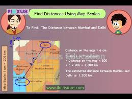 Different Types Of Maps Learn Geography How To Use Map Scale In Maps Youtube
