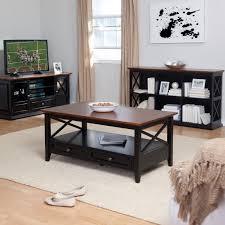 Tv Stand Desk by Belham Living Hampton Tv Stand Black Oak Hayneedle