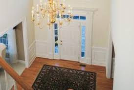 entryway designs for homes colonial classic entryway ideas home guides sf gate