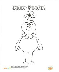 coloring download foofa coloring page foofa coloring page foofa