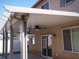 Insulated Patio Roof by Patio 41 Insulated Patio Cover With Two Panel Doors Ideas And