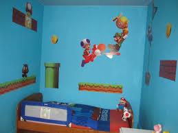 chambre mario décoration chambre mario bros