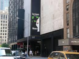 gershwin theatre wikipedia