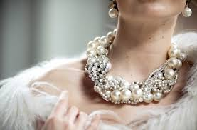 statement necklace wedding images Statement necklaces for the bride arabia weddings jpg