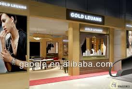 Jewelry Shop Decoration High Quality Custom Fashion Shop Decoration Jewellery Store Layout