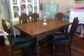 ebay oak dining room table and chairs australia 6 vintage tables