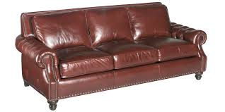 Tufted Sofa Sleeper by Leather Grand Scale Button Tufted Pillow Back Sofas Club Furniture
