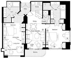 Mgm Grand Floor Plan Las Vegas Mgm Signature 2br 3ba Full Kitchen Homeaway Las Vegas