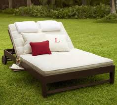 Outdoor Chaise Lounges Traditional Chaise Lounge With Cushions For Outdoor