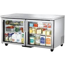 refrigerators with glass doors true tuc 60g hc fgd01 undercounter refrigerator two glass