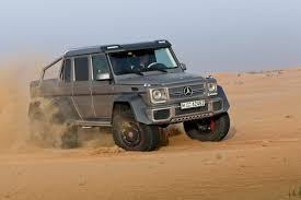 mercedes g class 6x6 mercedes g63 amg 6x6 reportedly sold out
