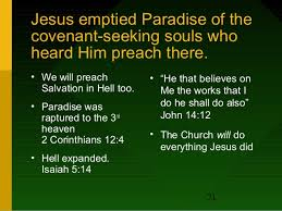 Seeking Hell Did A Loving God Create Hell