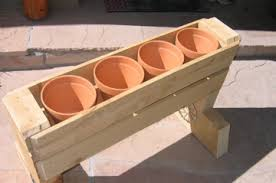 pdf how to build large wooden planter boxes diy free plans