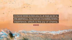 quote joy movie yann martel quote u201ca movie tends to box you in at least as far