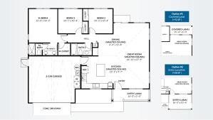 Hawaii Floor Plans Plan 1 New Wainani Estates Kailua Kona Hawaii D R Horton