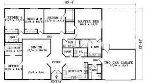 5 bedroom floor plans shocking ideas 2 single story bungalow house plans malaysia story