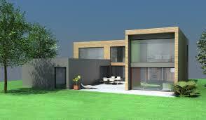 villa d architecte contemporaine maison moderne architecte toit plat u2013 ventana blog