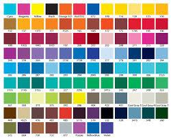 pantone colors atac sportswear color chart bring it home pinterest
